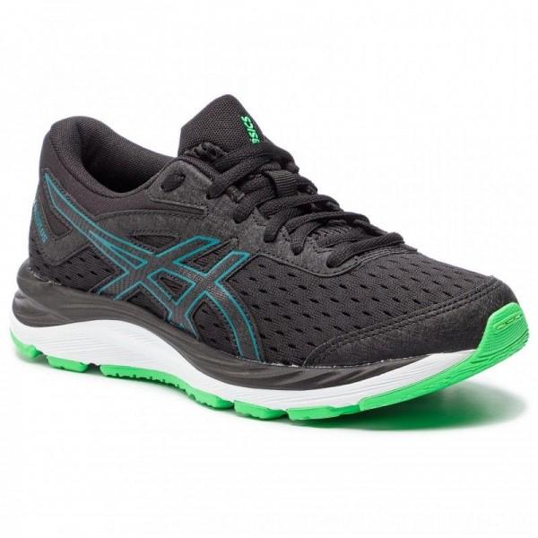 Asics Schuhe Gel-Cumulus 20 Gs 1014A003 Black/Beryl Green 001 [Sale]