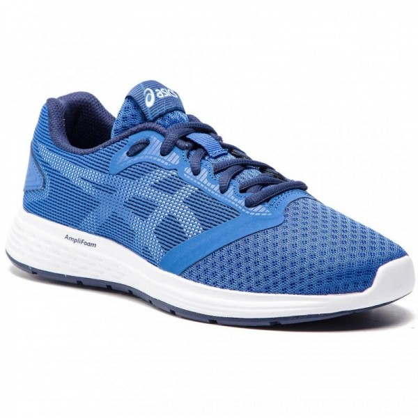 Asics Schuhe Patriot 10 Gs 1014A025 Imperial/White 402 [Outlet]
