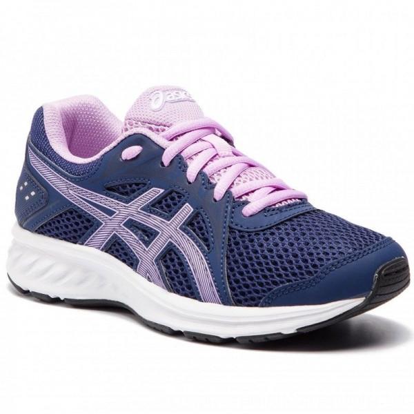 Asics Schuhe Jolt 2 Gs 1014A035 Indigo Blue/Astral 402 [Outlet]