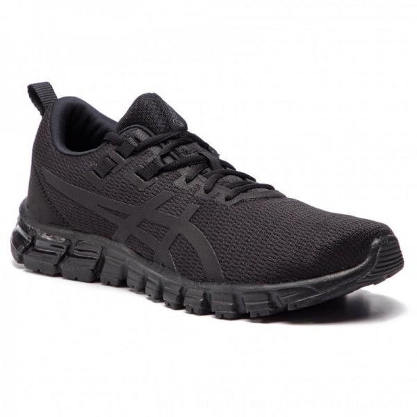 Asics Schuhe Gel-Quantum 90 1021A123 Black/Black 001 [Sale]