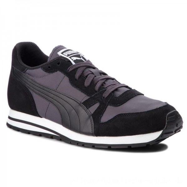 [BLACK FRIDAY] Puma Sneakers Yarra Classic 361403 01 Black/Asphat