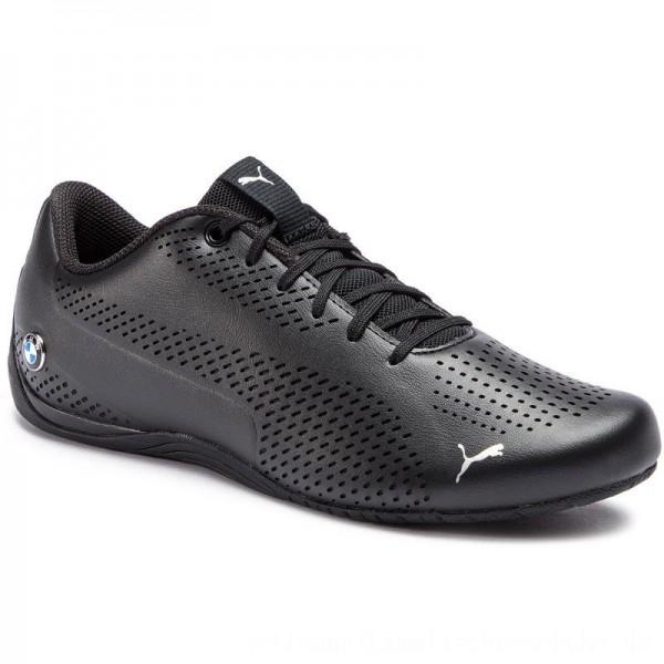 Puma Sneakers BMW MMS Drift Cat Ultra 5 II 306421 01 Black/Puma Black [Outlet]