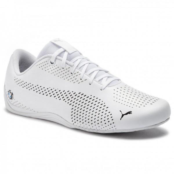 Puma Sneakers BMW MMS Drift Cat Ultra 5 II 306421 02 White/Puma White [Outlet]