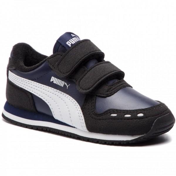 [BLACK FRIDAY] Puma Sneakers Cabana Racer Sl V Inf 351980 75 Peacoat/Puma Black