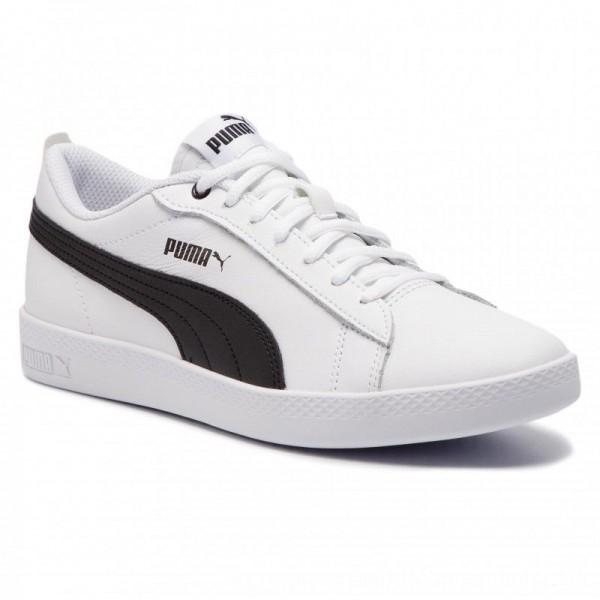 Puma Sneakers Smash Wns V2 L 365208 01 White/Puma Black [Sale]