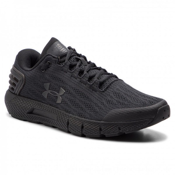 Under Armour Schuhe Ua Charged Rogue 3021225-001 Blk