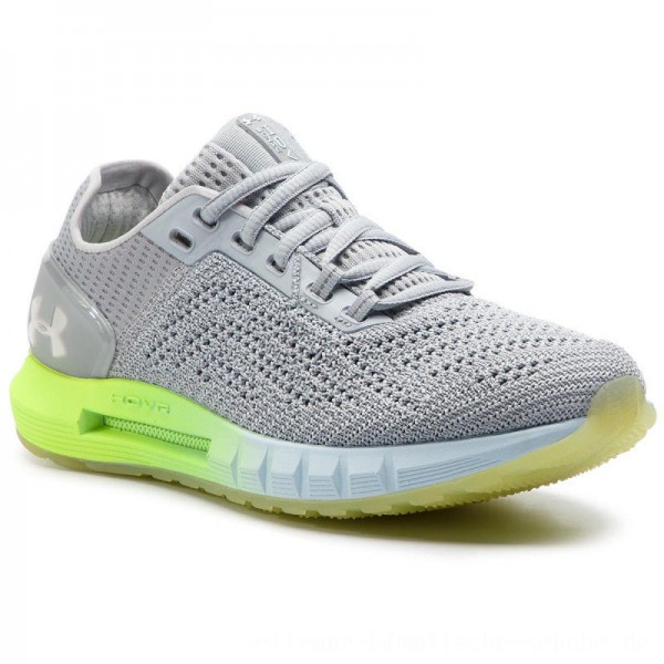 Under Armour Schuhe Ua W Hovr Sonic 2 3021588-100 Gry [Outlet]