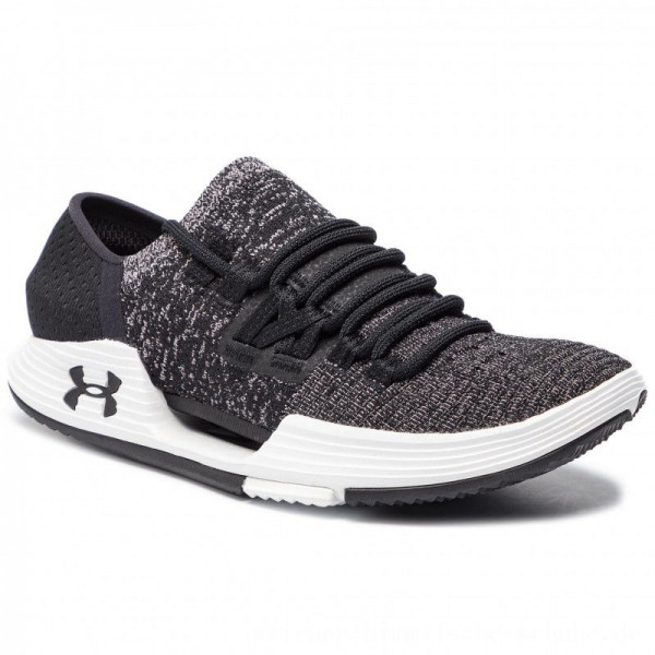Under Armour Schuhe Ua W Speedform Amp 3.0 3020856-002 Blk [Outlet]