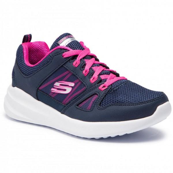 Skechers Schuhe Skybound 12995/NVHP Navy/Hot Pink [Outlet]