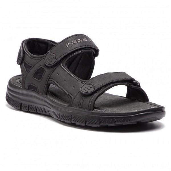 Skechers Sandalen Upwell 51874/BBK Black