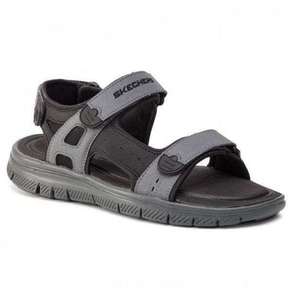 Skechers Sandalen Upwell 51874/BKCC Black/Charcoal