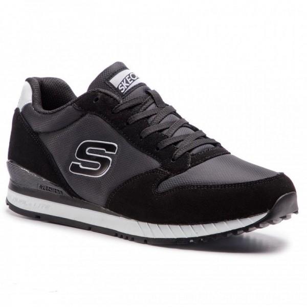 Skechers Sneakers Waltan 52384/BLK Black [Outlet]