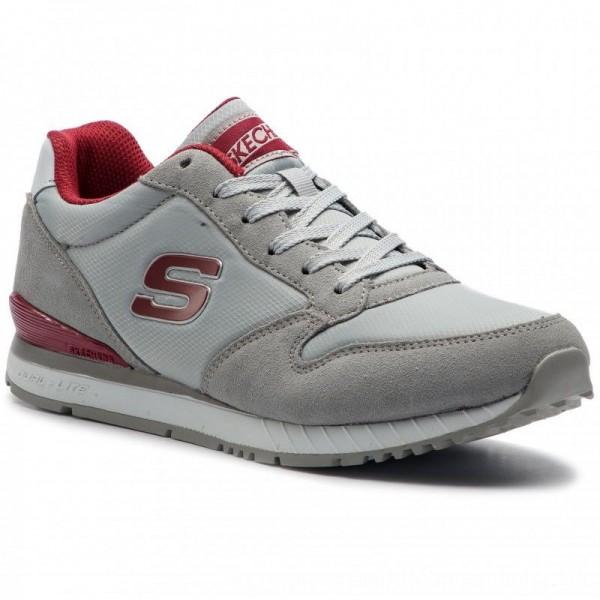 Skechers Sneakers Waltan 52384/GRY Gray [Outlet]