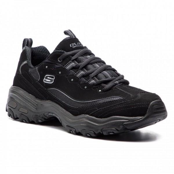 Skechers Sneakers D'Lites 52675/BBK Black [Outlet]