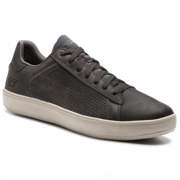 Skechers Halbschuhe Grandeur 54323/CHAR Charcoal