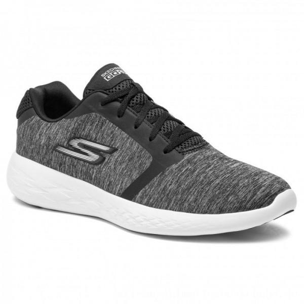 [BLACK FRIDAY] Skechers Schuhe Divert 55071/Bkw Black/White