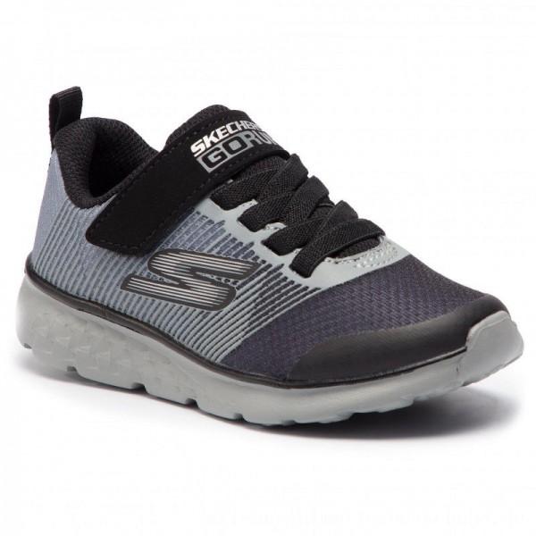 Skechers Schuhe Kroto 97685L/CCBK Charcoal/Black [Outlet]