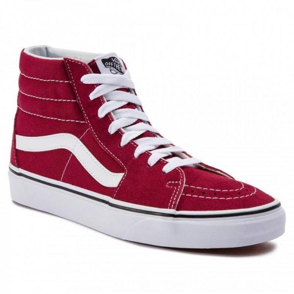 Vans Sneakers Sk8-Hi VN0A38GEVG41 Rumba Red/True White