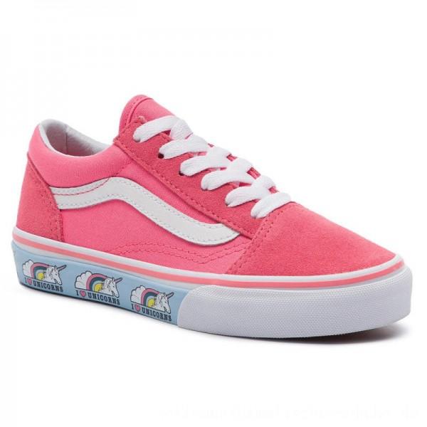 Vans Turnschuhe Old Skool VN0A38HBVE01 Strawberry Pink [Sale]