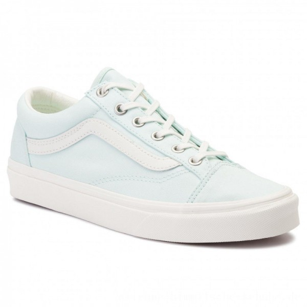 Vans Turnschuhe Style 36 VN0A3DZ3VLP1 (Brushed Twill) Soothing [Outlet]
