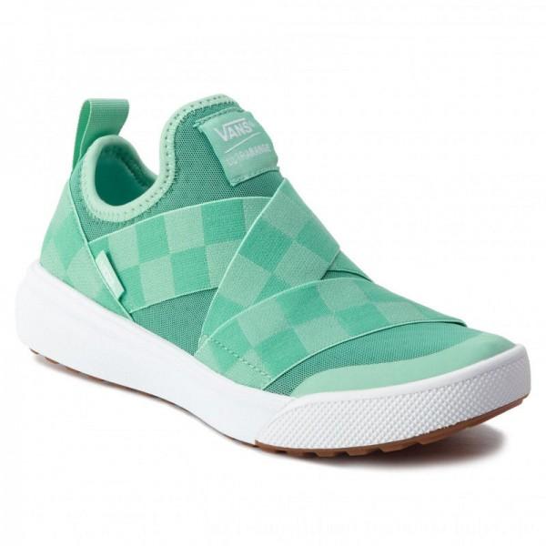 Vans Sneakers Ultrarange Gore VN0A3MVRVU51 (Mega Check) Neptune Gree