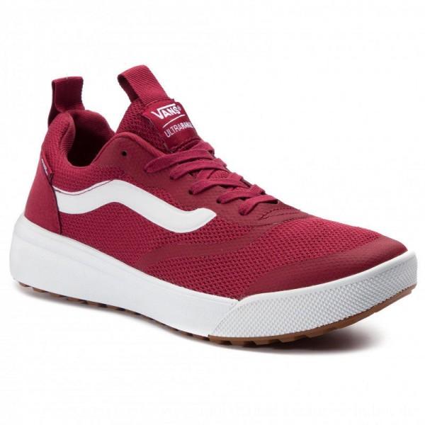 Vans Sneakers Ultrarange Rapidw VN0A3MVUVG41 Rumba Red/True White