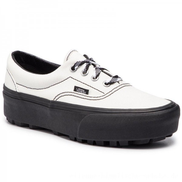 Vans Turnschuhe Era Lug Platform VN0A3WLTVPU1 (90s Retro) Cloud Dancer [Outlet]