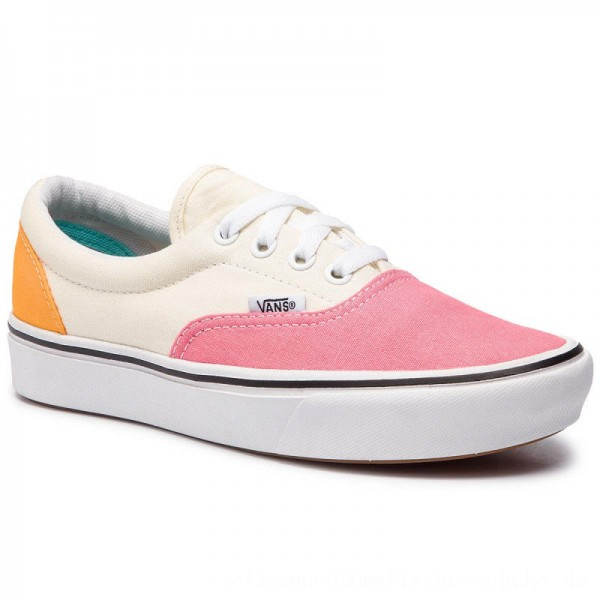 Vans Turnschuhe Comfycush Era VN0A3WM9VNJ1 (Canvas) Strawberry Pink [Outlet]