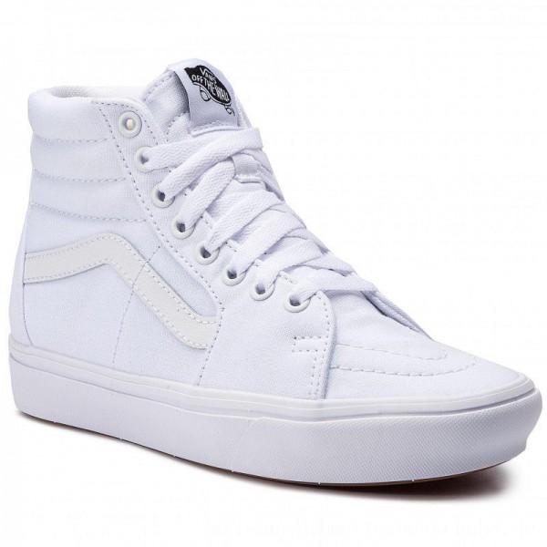 Vans Sneakers Comfycush Sk8-Hi VN0A3WMBVNG1 (Classic) True White/True [Sale]