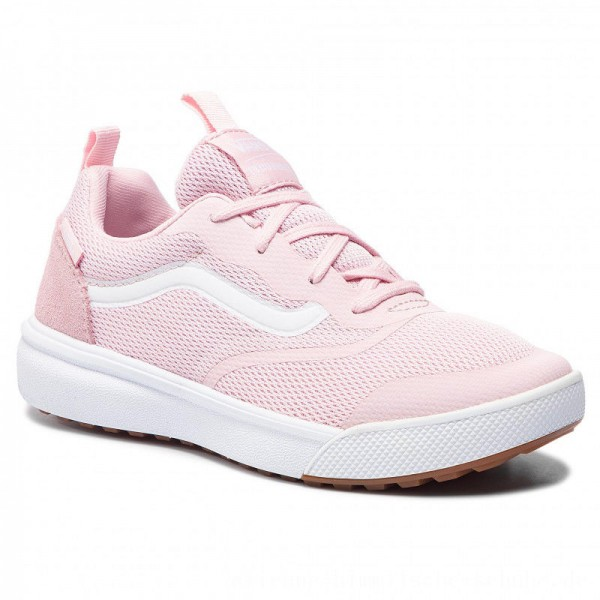 Vans Sneakers UltraRange Rapidw VN0A3WMLQ1C1 Chalk Pink/True White [Outlet]