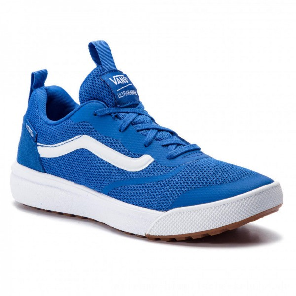Vans Sneakers Ultrarange Rapidw VN0A3WMLVJI1 Lapis Blue/True White [Outlet]