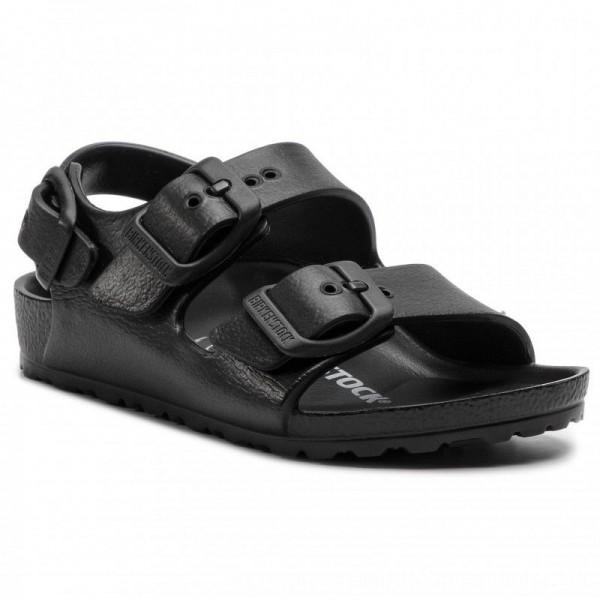 Birkenstock Sandalen Milano Eva 1009353 Black [Outlet]
