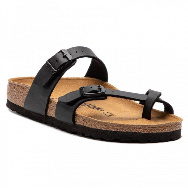 [BLACK FRIDAY] Birkenstock Zehentrenner Mayari 0071793 Black