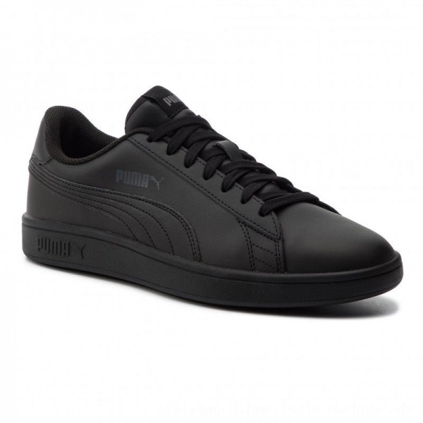 [BLACK FRIDAY] Puma Sneakers Smash V2 L 365215 06 Black/Puma Black