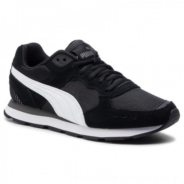 Puma Sneakers Vista 369539 01 Black/Puma White [Outlet]