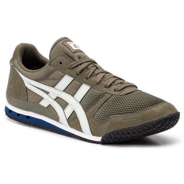 Asics Sneakers ONITSUKA TIGER Ultimate 81 1183A392 Dark Olive/Light Sage 301 [Sale]