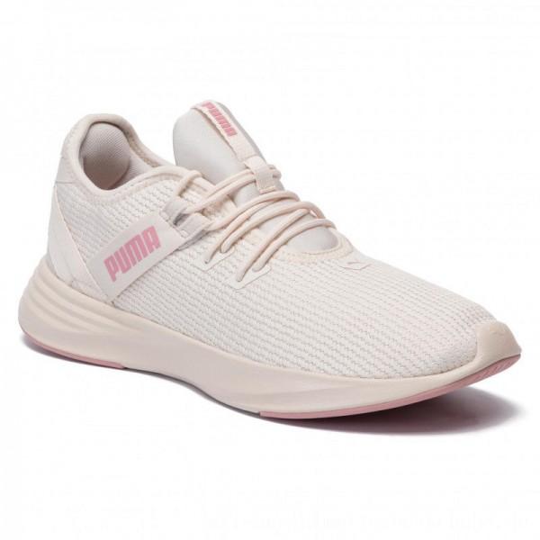 Puma Schuhe Radiate Xt Wn's 192237 06 Pastel Parchment/Bridal Rose [Sale]