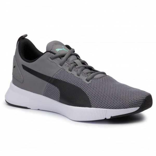 Puma Sneakers Flyer Runner 192257 10 Charcoal/Black/Turquise [Outlet]