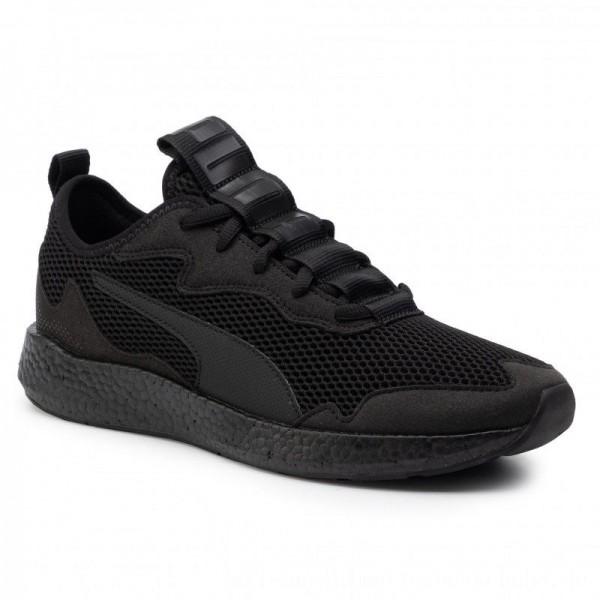 Puma Schuhe NRGY Neko Skim 192621 05 Black/Puma Black [Outlet]