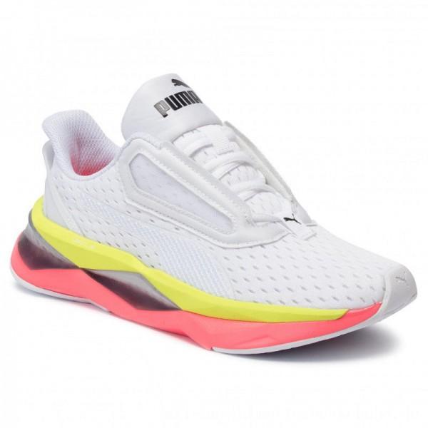 Puma Schuhe Lqdcell Shatter Xt 192629 01 White/Pink [Sale]