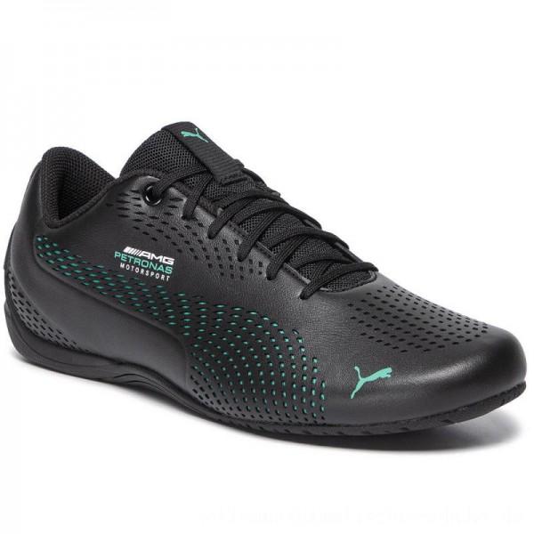 Puma Sneakers Mapm Drift Cat 5 Ultra II 306445 03 Black/Spectra Green [Sale]