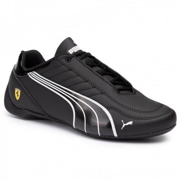 Puma Sneakers SF Future Kart Cat 306459 01 Black/Puma White/Rosso Corsa [Outlet]