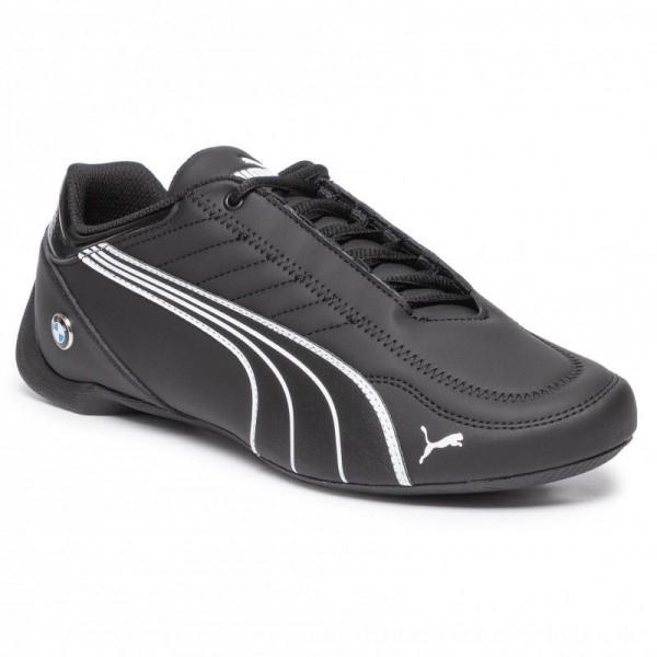 Puma Sneakers BMW MMS Future Kart Cat 306469 01 Black/Puma White [Sale]
