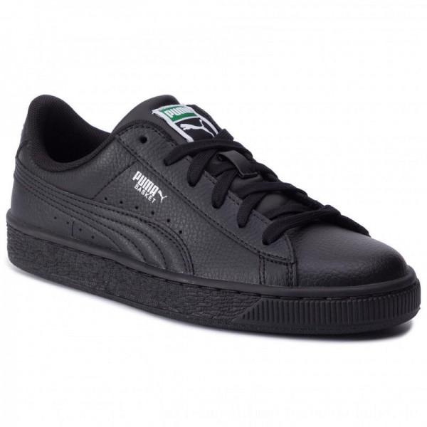 [BLACK FRIDAY] Puma Sneakers Basket Classic Lfs Jr 364503 03 Black/Puma Black
