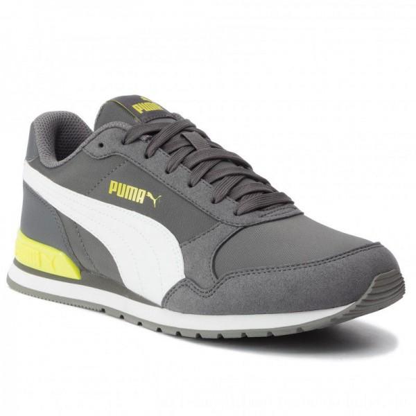 Puma Sneakers St Runner V2 Nl Jr 365293 13 Castleroch/Puma White [Outlet]
