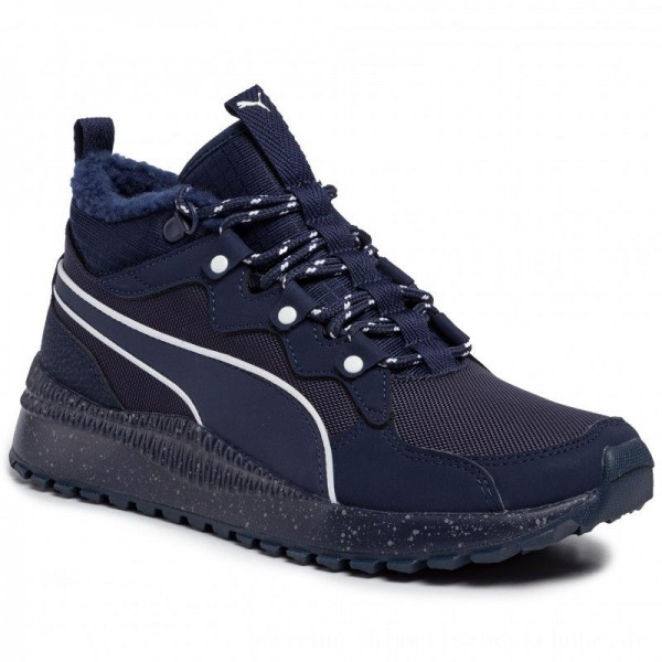 Puma Sneakers Pacer Next Sb Wtr 366936 06 Peacoat/Puma White [Outlet]