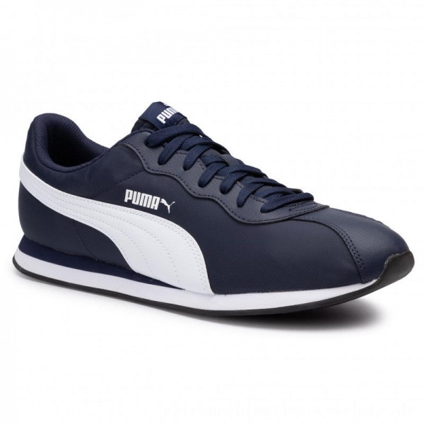Puma Sneakers Turin II 366963 03 Peacoat/Puma White [Sale]