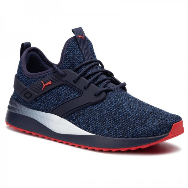 Puma Sneakers Pacer Next Excel VarKnit 369121 07 Peacoat/Galaxy Blue [Outlet]