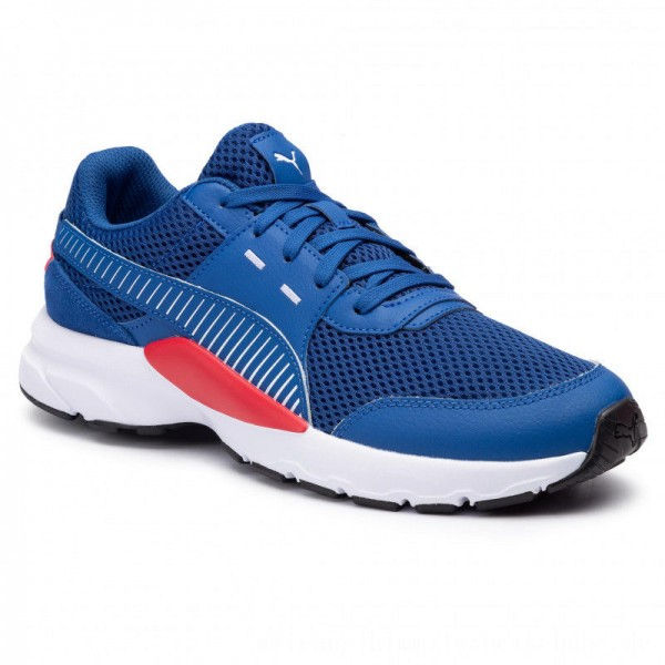 [BLACK FRIDAY] Puma Schuhe Future Runner Premium 369502 06 Galaxy Blue/White/Red/Black