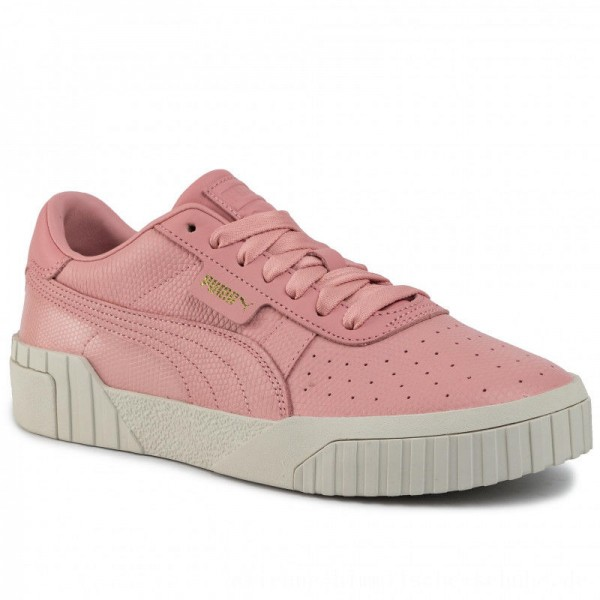 Puma Sneakers Cali Emboos Wn's 369734 04 Bridal Rose [Outlet]